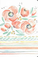 Peach and Mint Journal