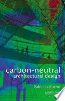 Carbon Neutral Architectural Design