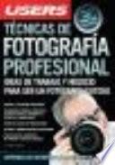 T  cnicas de fotograf  a profesional