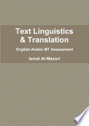 Text Linguistics and Translation