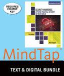 Security Awareness + Mindtap Information Security, 1 Term - 6 Months Access Card