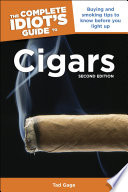 The Complete Idiot S Guide To Cigars 2nd Edition