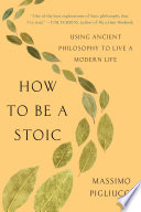 How to Be a Stoic Book PDF