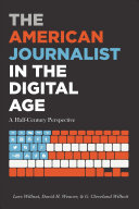 The American Journalist in the Digital Age