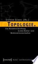 Topologie.