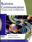 Business Communication  Concepts  Cases  and Applications