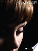 Adele   19  Songbook