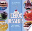 Icebox Desserts