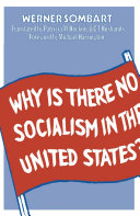 Why is there no Socialism in the United States? Book