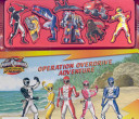 Power Rangers Operation Overdrive Adventure