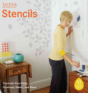 Lotta Jansdotter Stencils : it yields such impressive results. especially when...