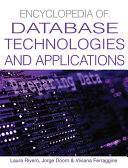 Encyclopedia of Database Technologies and Applications