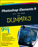 Photoshop Elements 9 All in One For Dummies