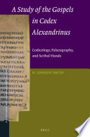 A Study of the Gospels in Codex Alexandrinus