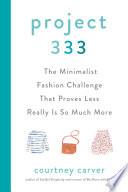 Project 333 Book PDF