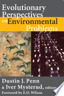 Evolutionary Perspectives On Environmental Problems book