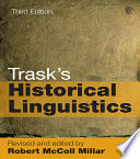 Trask s Historical Linguistics