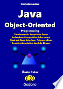 Derinlemesine Java Object Oriented Programming