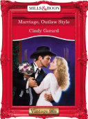 Marriage  Outlaw Style  Mills   Boon Vintage Desire