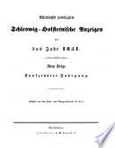 Schleswig-Holsteinische anzeigen