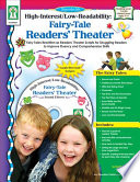 Fairy Tale Readers   Theater  Grades 2   6