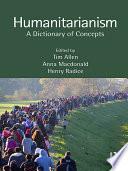 Humanitarianism