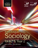 WJEC Eduqas Sociology for A2   Year 2