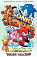 Sonic Boom Vol. 2 : multimedia sonic experience comes to you in the...