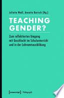 Teaching Gender?