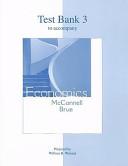 Test Bank 3 to Accompany Economics
