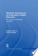Students  Experiences of e Learning in Higher Education