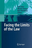 download ebook facing the limits of the law pdf epub