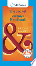 The Pocket Cengage Handbook  2016 MLA Update  Spiral bound Version