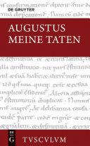 Meine Taten / Res gestae divi Augusti