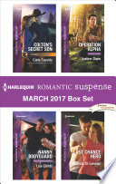 Harlequin Romantic Suspense March 2017 Box Set
