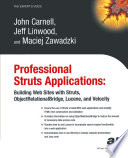 Professional Struts Applications