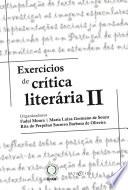 Exercícios de Crítica Literária II