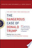 Book The Dangerous Case of Donald Trump