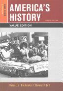 America s History  Value Edition  Volume 2 8e   Launchpad for America s History Volume II   America  A Concise History  Volume II 6e  Six Month Access
