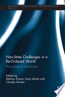 Non State Challenges in a Re Ordered World
