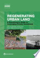 regenerating urban land