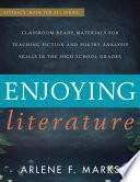 Enjoying Literature