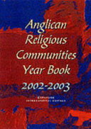 Anglican Religious Communities Year Book.