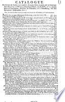 Catalogue des livres de fonds et en nombre  francais  latins et grecs  qui se trouvent chez Treuttel et Wurtz  libraires a Paris  rue de Lille  no 17      et a Strasbourg  rue des Serruriers   Septembre 1811