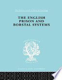 English Pris Borstal Ils 205