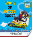 Who s on Whose Spot