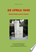 29 aprile 1945  Strada Noalese presso Quinto