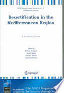 Desertification in the Mediterranean Region  A Security Issue