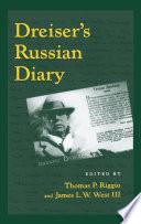 Dreiser s Russian Diary