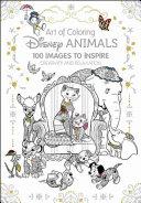 Art of Coloring Disney Animals